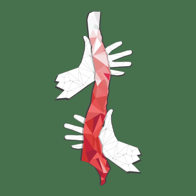 Les mains pour soigner